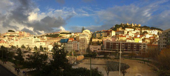 Lissabon – Das Fernweh schläft auch im Winter nicht