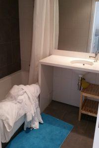 Badezimmer in Lissabon