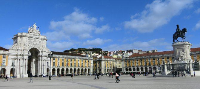 Lissabons Sehenswürdigkeiten am 1.Urlaubstag