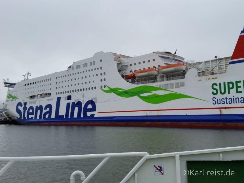 Stena Scandinavican Kiel Göteborg Minikreuzfahrt