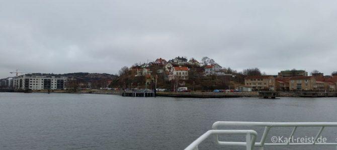 Mit Kind auf Minikreuzfahrt Kiel – Göteborg