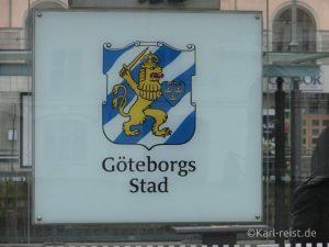Göteborg Stadtwappen