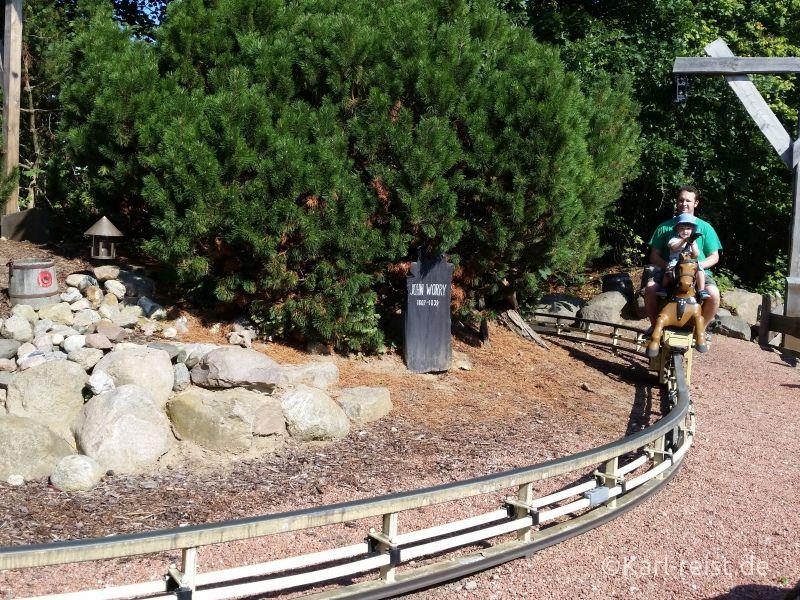 Hansapark Pony Express