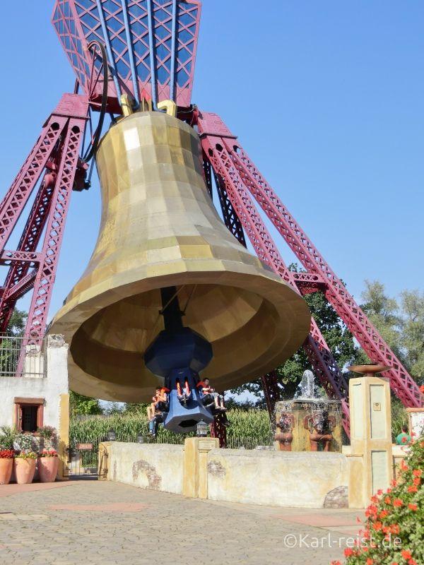 """""""Die Glocke"""" im Hansapark"""