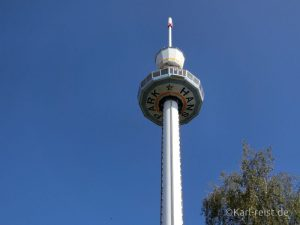 Aussichtsturm vom Hansapark