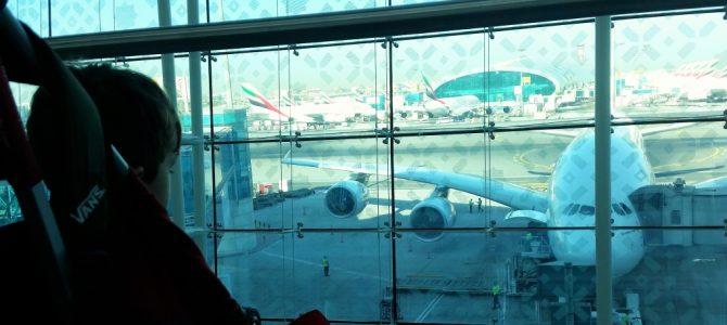 Der Urlaub beginnt: Anreise nach Bangkok mit Emirates