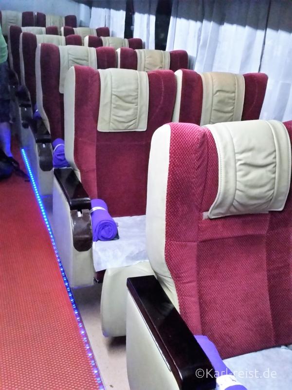 JJ Express VIP Bus 1