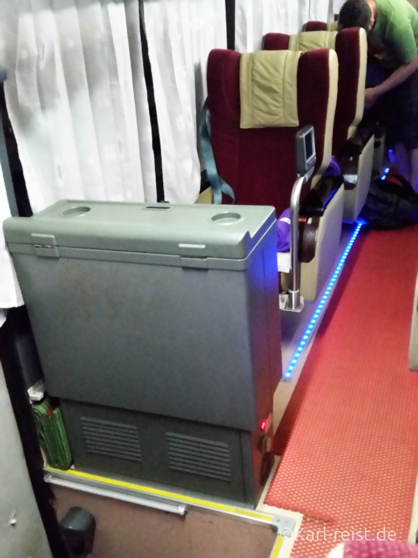 VIP Bus JJ Express Yangon 2