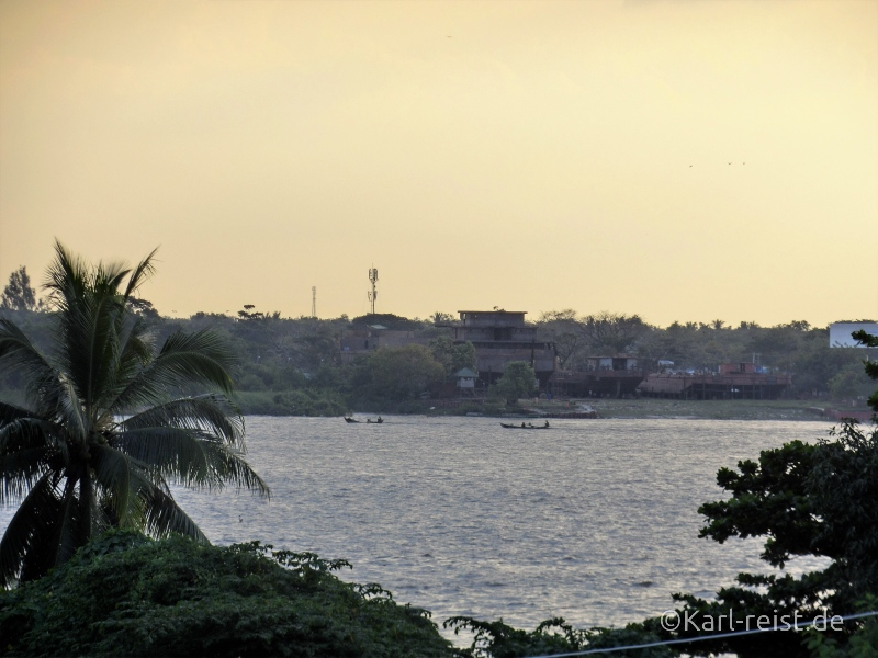 Yangon Fluß 2