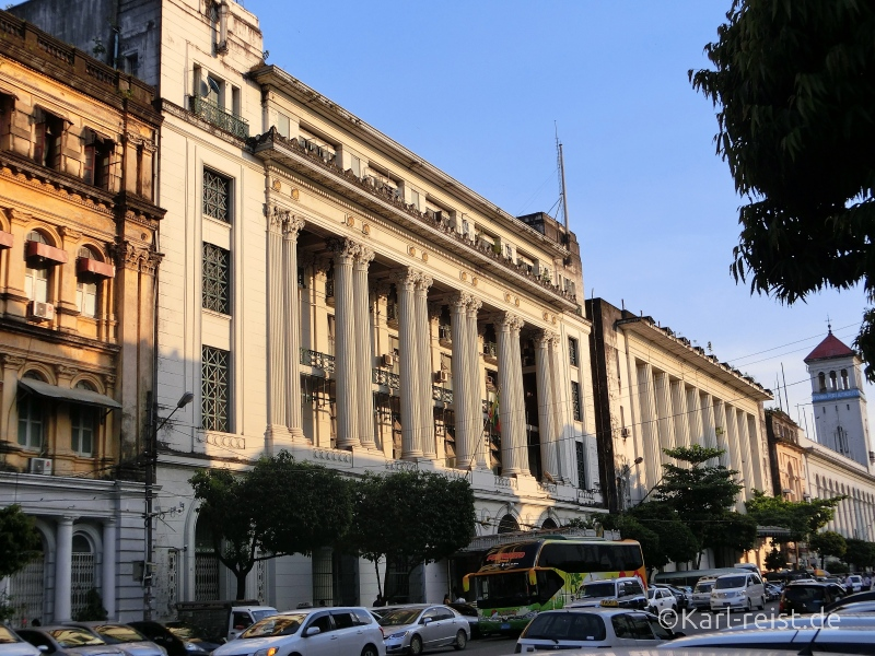 Heritage Trust Yangon