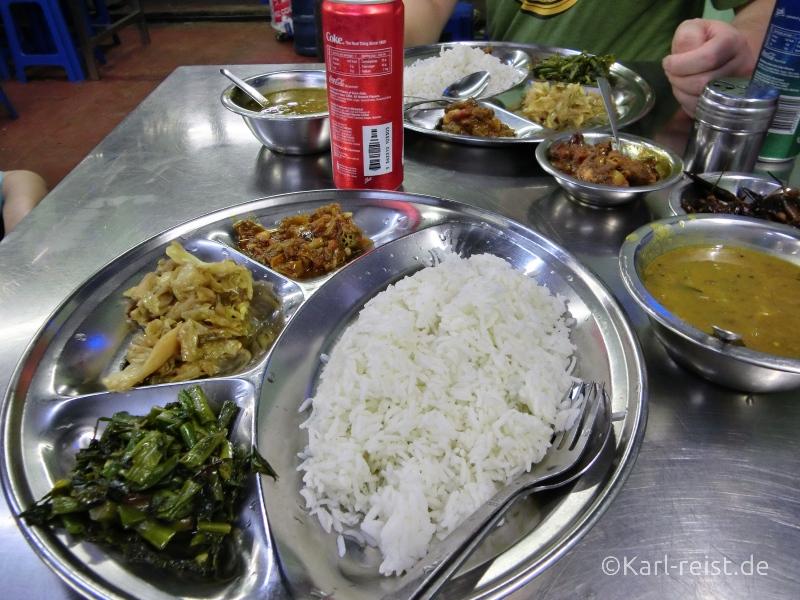 Indian Restaurant Yangon