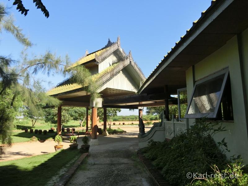 Kumudura Hotel Empfang