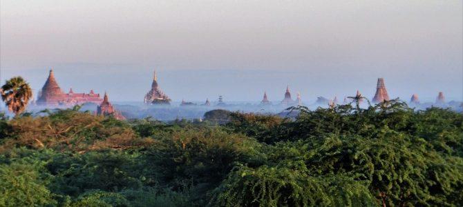 Hotel Tipp in New Bagan: Kumudura Hotel mit Tempelaussicht!