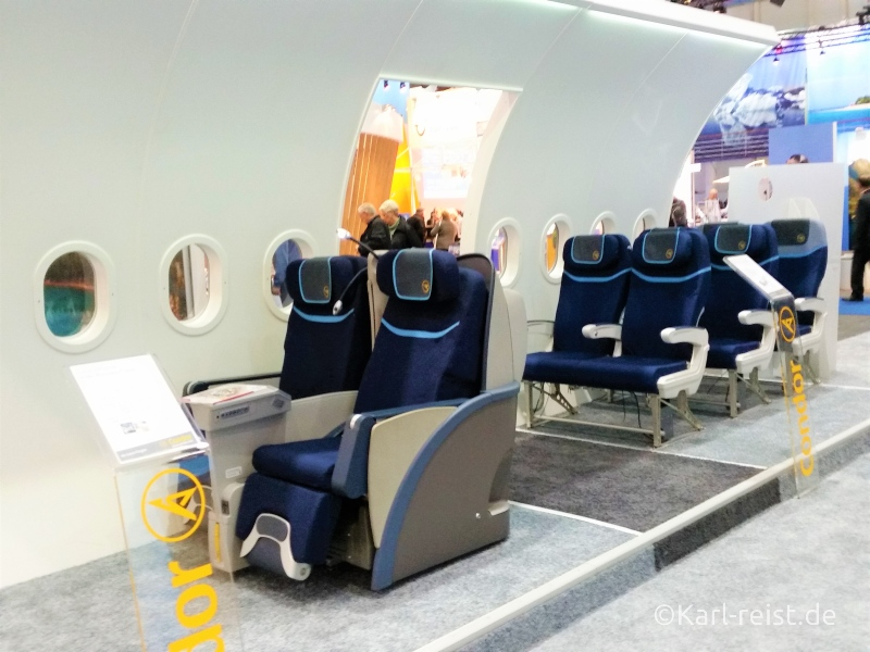 Lufthansa auf Reisen Hamburg