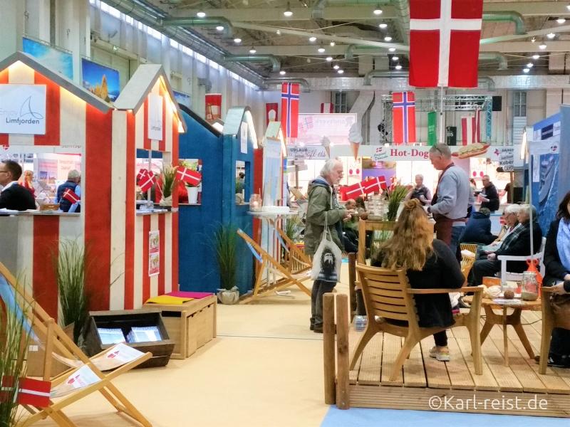 Dänemark Reisemesse Reisen Hamburg Messe