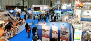Reisemesse Hamburg Kreuzfahrt Halle