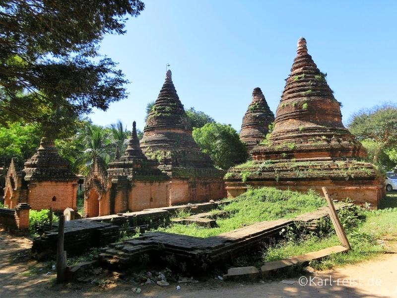 Drei Tempel