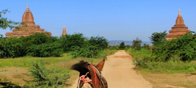 Auf Entdeckertour in der Stadt der Tempel: Bagan