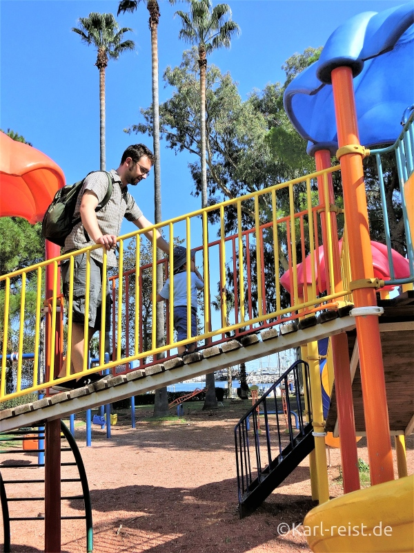 Spielplatz Türkei Kemer
