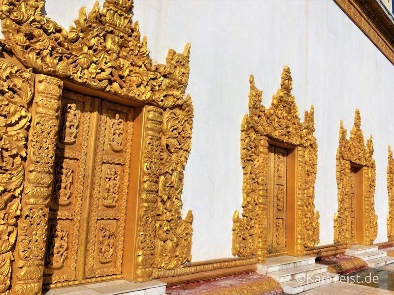 Atumashi Kyaung Türen