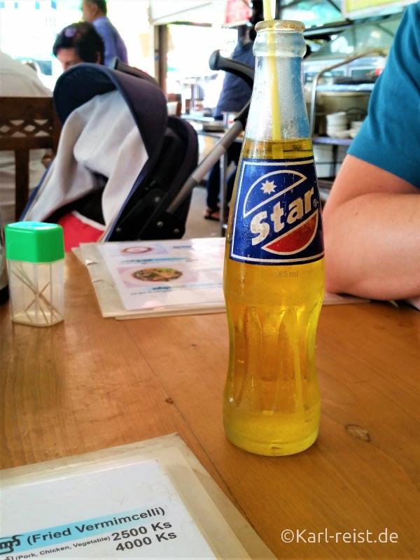Star Cola Mandalay Myanmar
