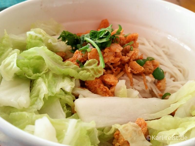 Burmesische Nudeln