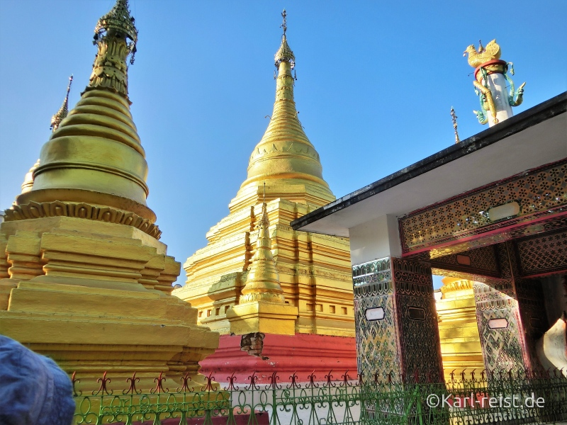 Tempel vom Mandalay Hill
