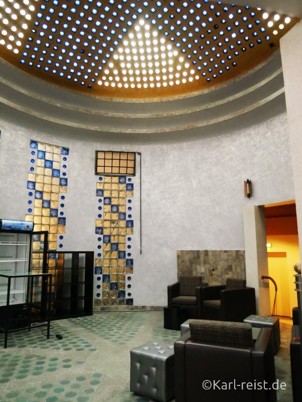 Nebenraum des Himmelssaals im Radisson Blu Bremen Hotel