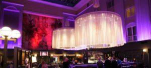 L.O.B.B.Y. Restaurant vom Radisson Blu Bremen Hotell