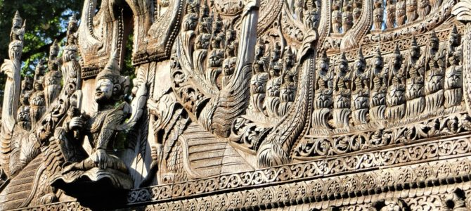 Mandalays Sehenswürdigkeiten: Unsere Top 3! Und 2, die man sich sparen kann!