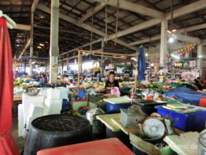 Markt in Ban Phe Rayong