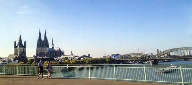 Unsere Heimat: Köln in Nordrhein-Westfalen