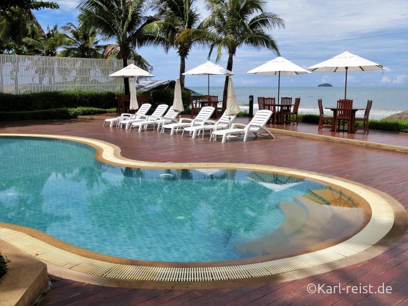 Kinderpool im Novotel Rim Pae Rayong Hotel Resort Klaeng Ban Phe