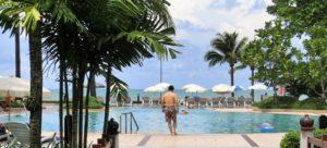 Pool im Novotel Rim Pae Rayong Hotel