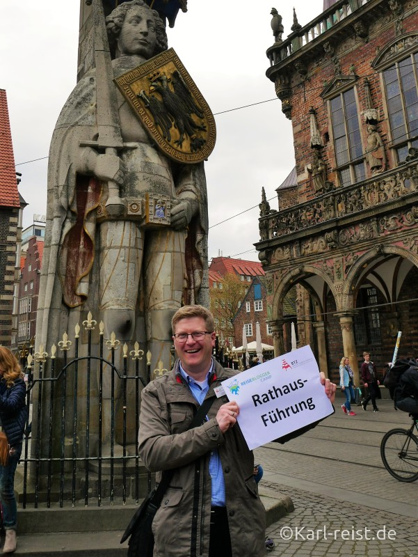 Bremer Rathaus Rathausführung