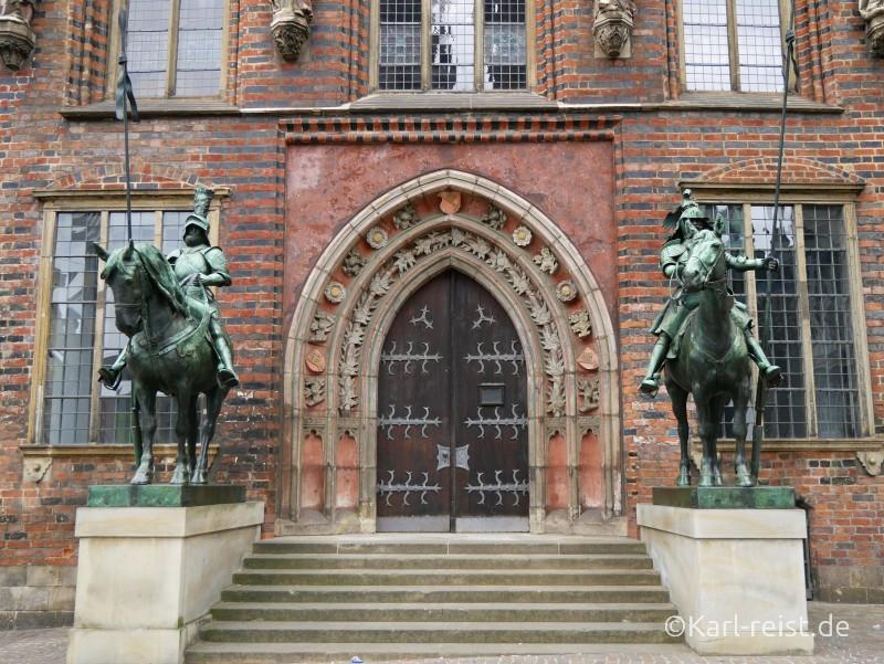 Rathaus Bremen Haupteingang