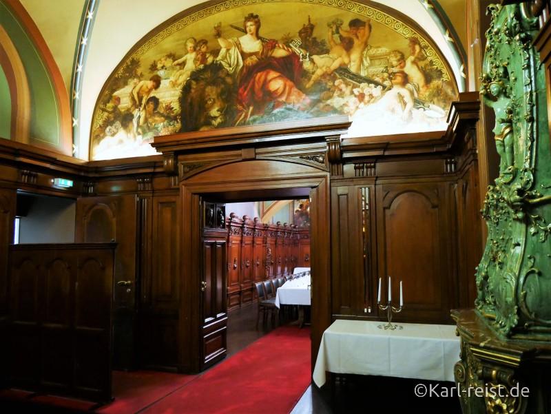 Senatszimmer Kaiserzimmer im Bremer Ratskeller