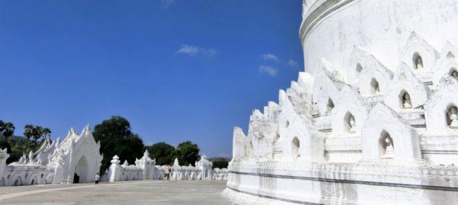 Mingun: Myanmars Dorf der Superlativen mit Rekord-Glocke, Mega-Pagode und Löwenhintern