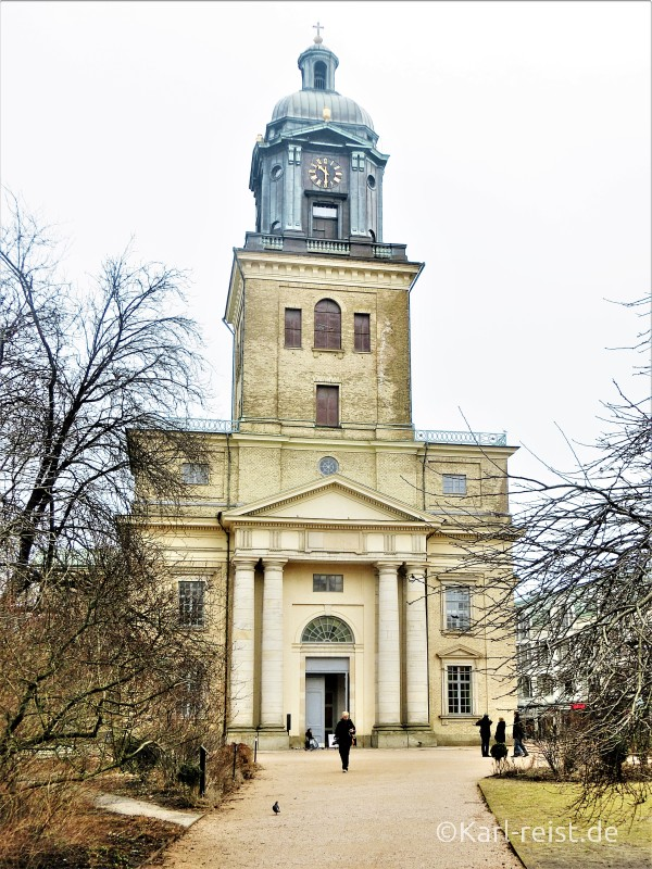 Domkyrkan Göteborg Dom