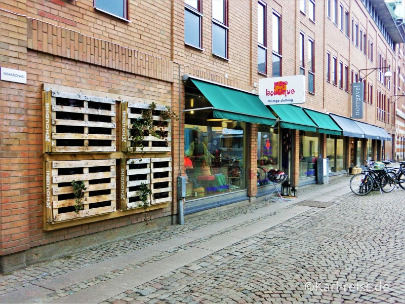 Geschäfte in Göteborg