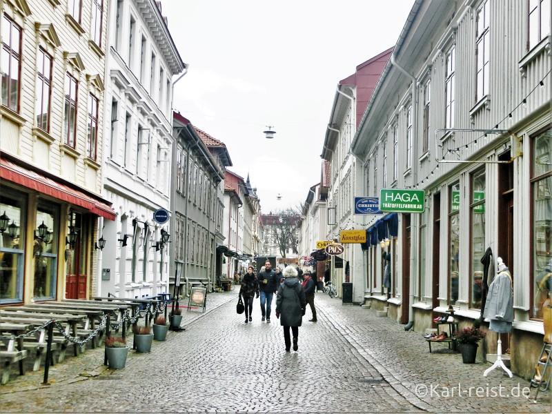 Haga Göteborg Altstadt
