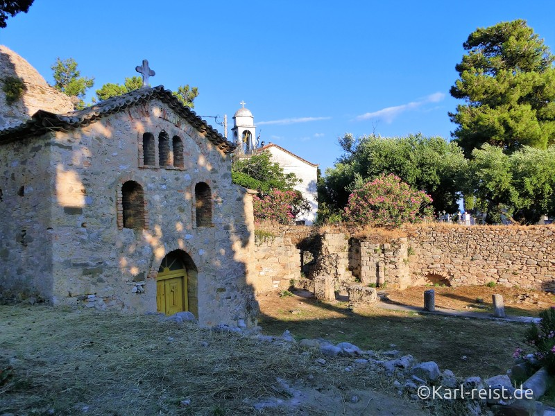 Kloster von Koroni