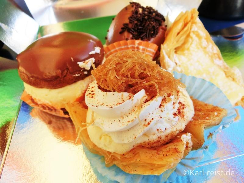 Süßigkeiten in Zacharo