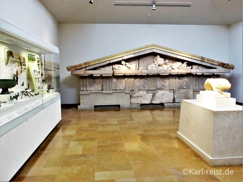 Museum von Olympia