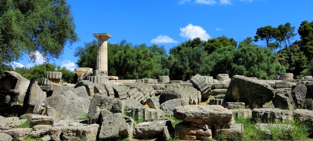 Der Beginn unser Peloponnes Rundreise: Zacharo, Olympia und Schildkröten auf der Westpeloponnes