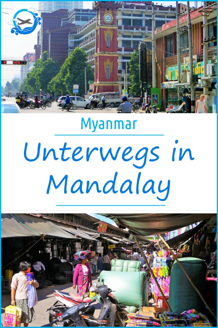 Pinterest Mandalay Straßen