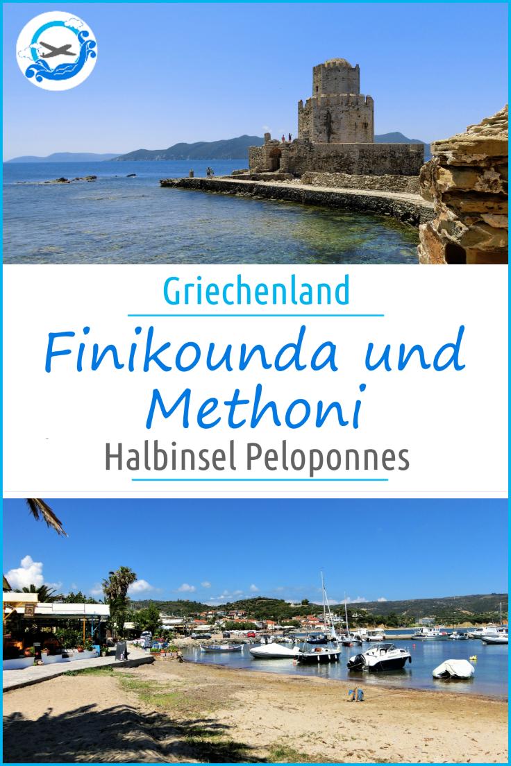 Pinterest Peloponnes Methoni Finikounda