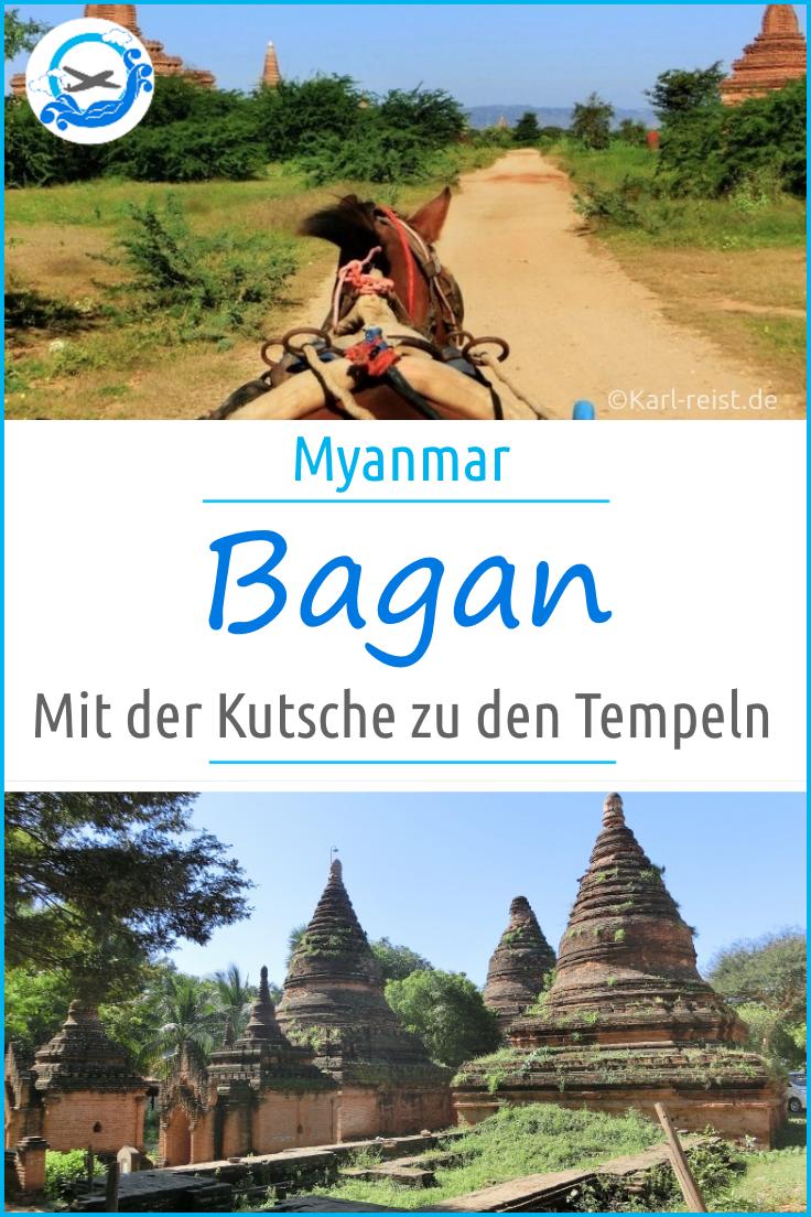 Pinterest Bagan Stadt Der Tempel