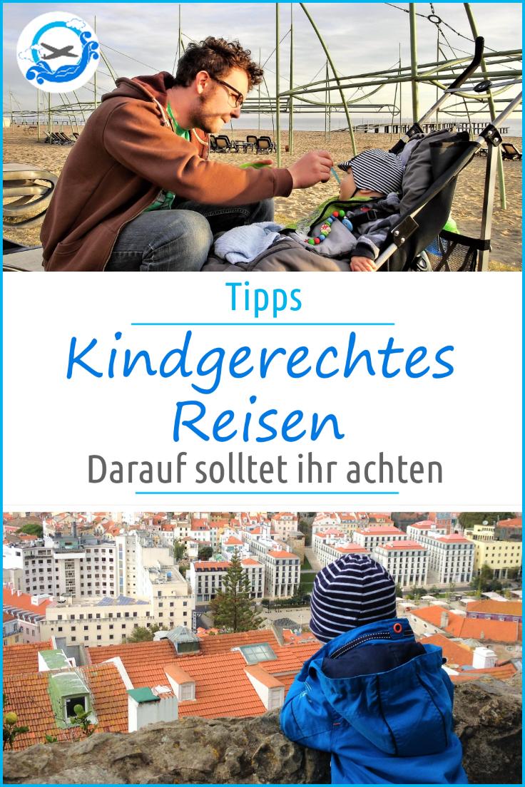 Pinterest Reisen mit Kindern