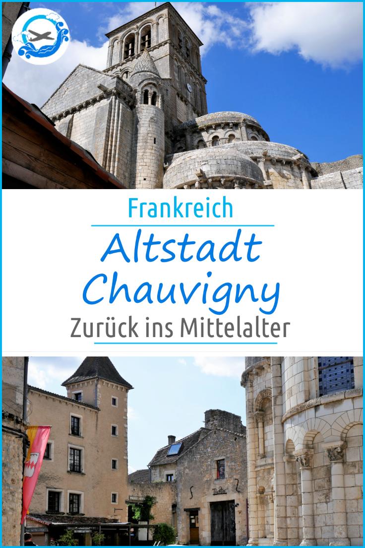 Pinterest Chauvigny Altstadt
